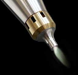 Nimbus - mode nozzle close up