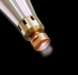 Nimbus - Scope nozzle close up